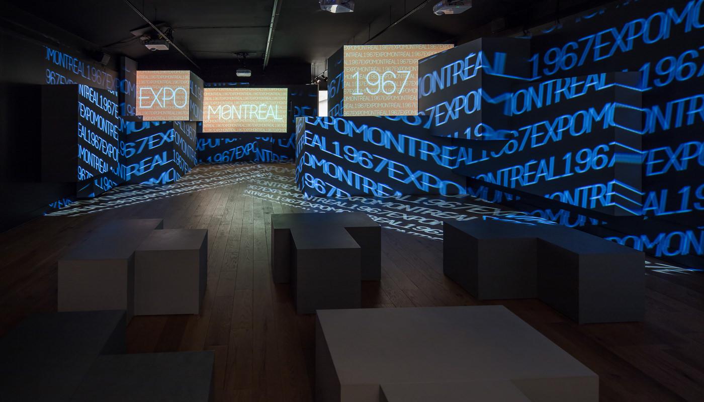 Expo 67 au Musée Stewart pour un projet de design de Rumker