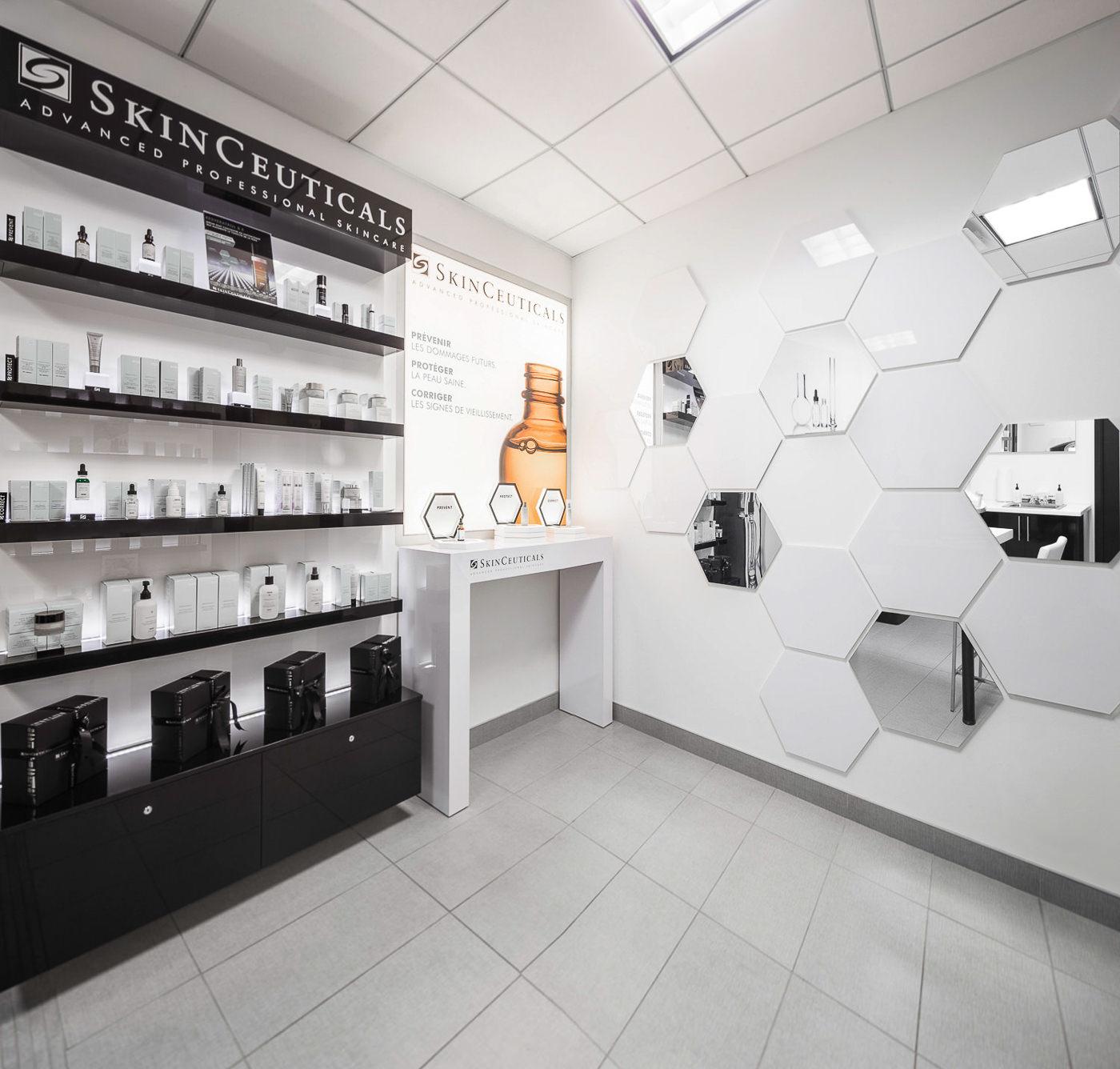 Bureaux de Skinceuticals pour un projet design de Rumker