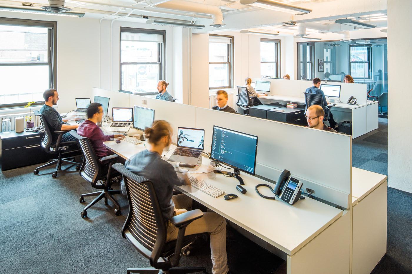 Bureaux des employés de Thirdbridge dans le forfait PME