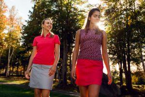 Vêtements de golf pour femmes de Nivo