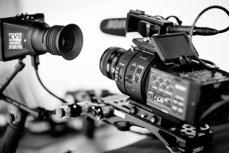 Settup camera production video pour le shooting produit pour ergonofis