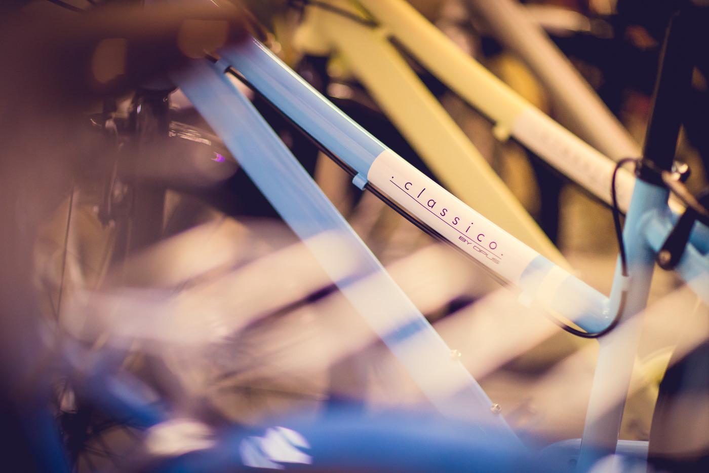 photo événement vélo opus close up modèle classico
