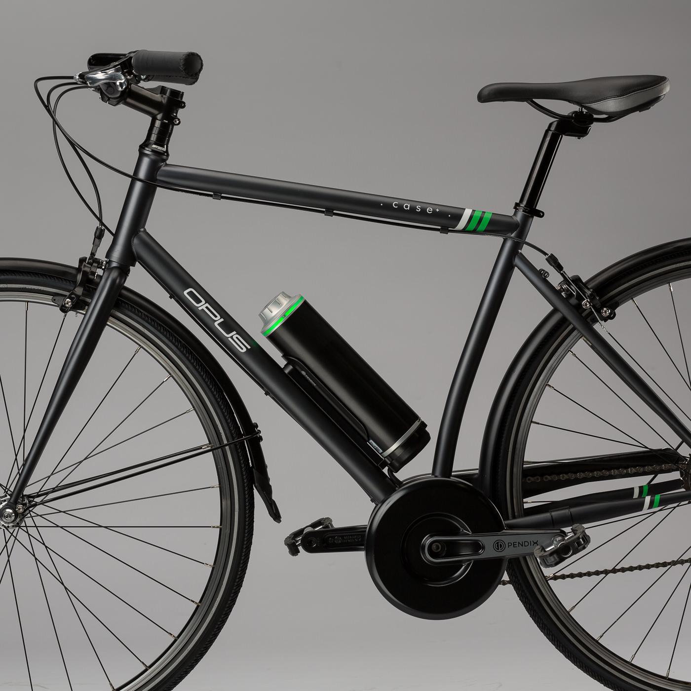 Vélo électrique Opus bike modele case noir