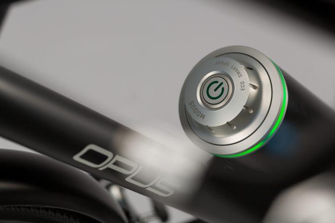 Vélo électrique Opus Bike Détail Close-up