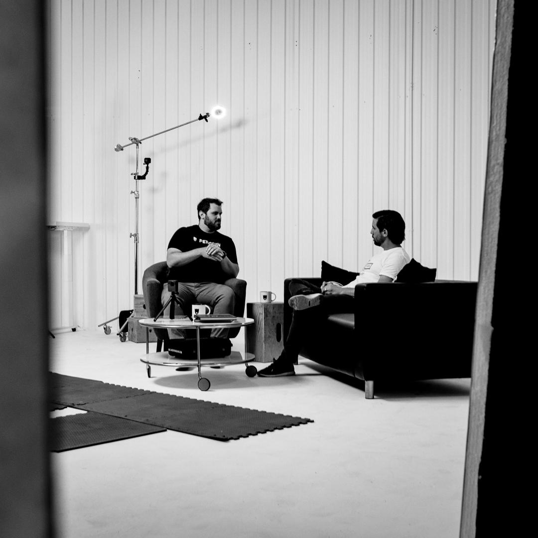 VLOG PENGUIN EP. 01 – Valeurs d'entreprise et modèles d'affaires avec Maxime Desjardins