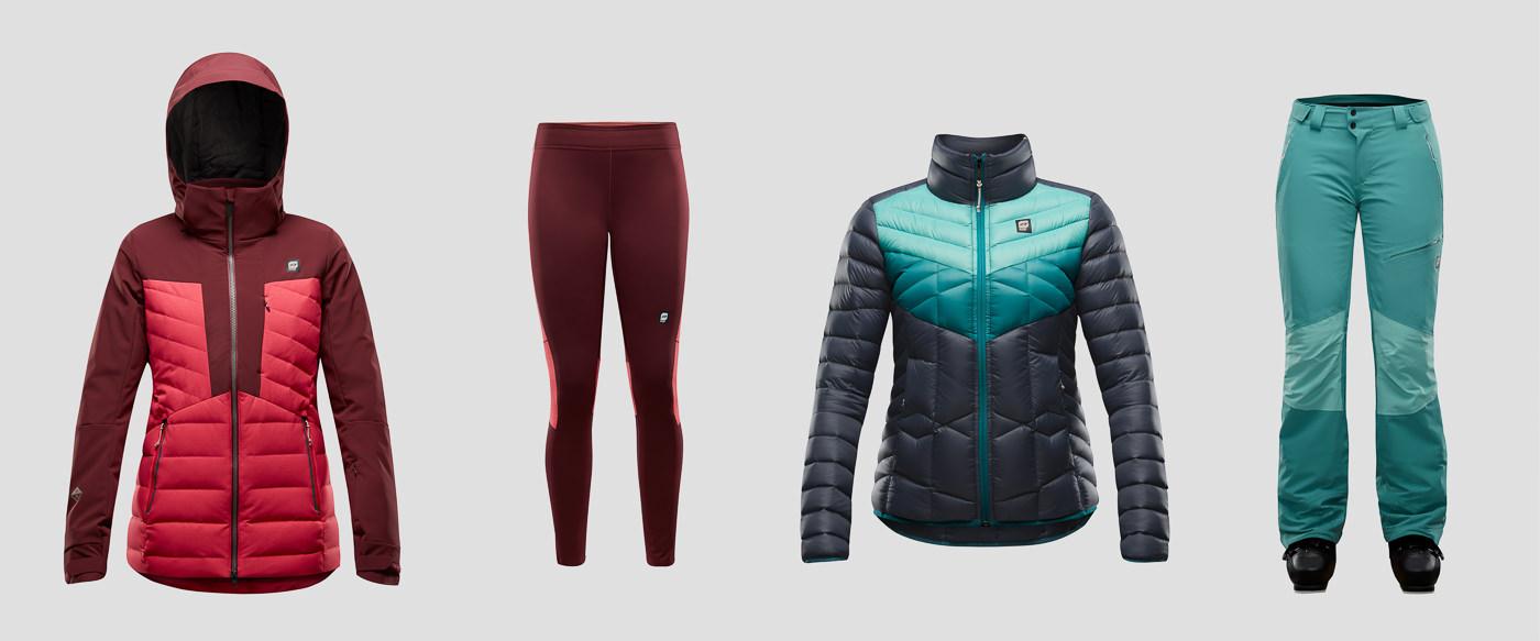 manteau et pantalon hiver Orage FW17